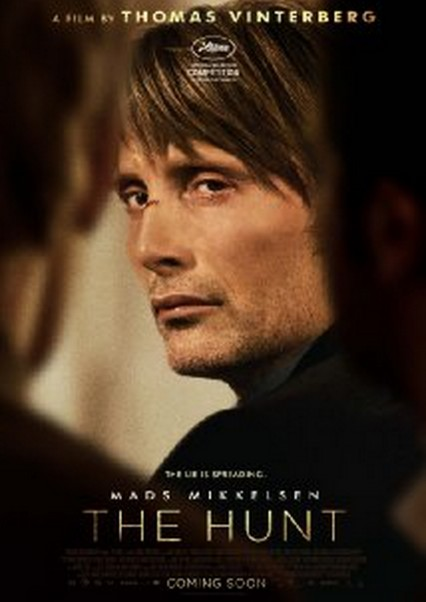 Thrilling drama from Thomas Vinterberg with award winning actor Mads Mikkelsen)