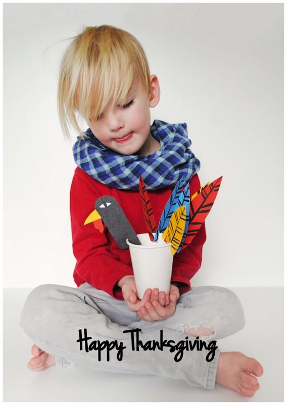 thanksiving greeting card