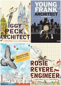 books for kids about architecture