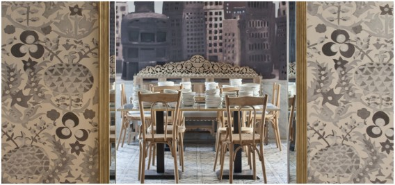 French restaurant in Beirut