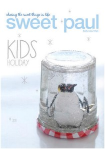 sweet paul holiday issue for kids