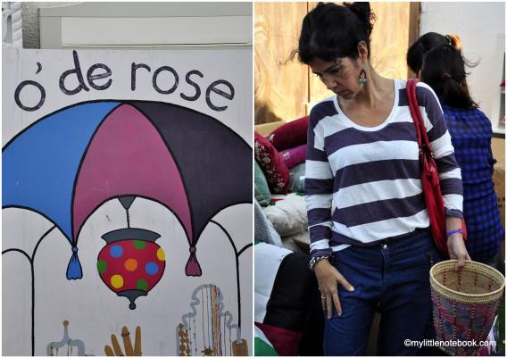 bazaar at o'de rose