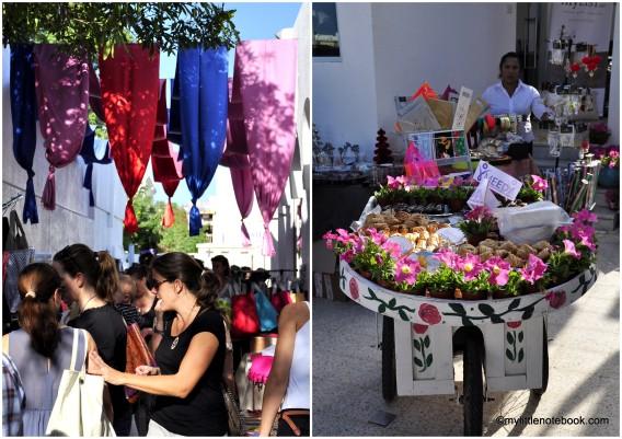 bazaar day at o'de rose