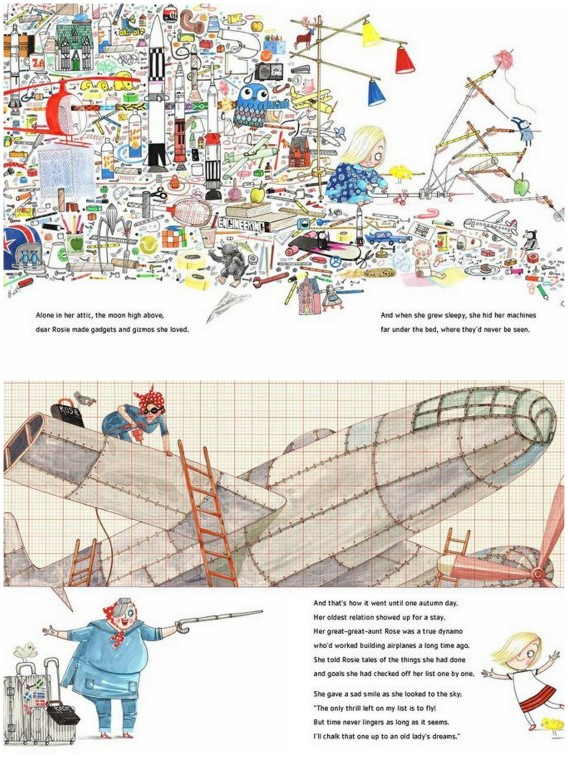 book for kids who like engineering