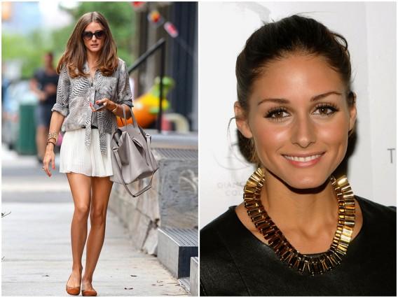 style icon Olivia Palermo