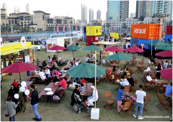 POP UP MARKET OTB IN DUBAI