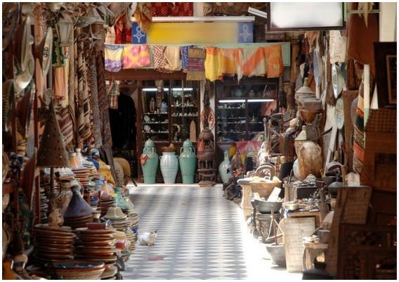 Taroudant market town