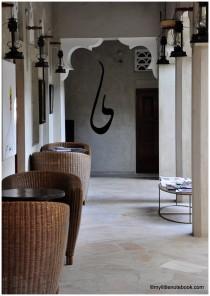 xva hotel and gallery in bastakiya