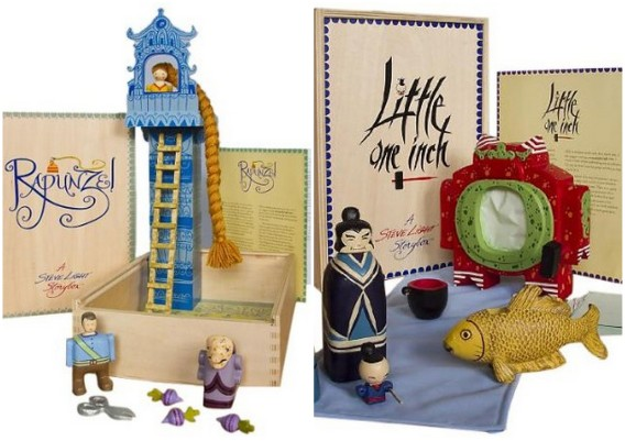 Storytelling can be fun with Story Boxes by Steve Light