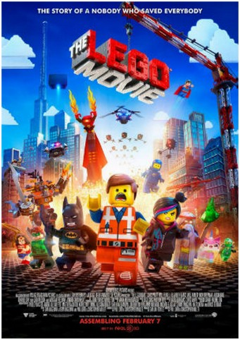 great movie for children (and adults) - the lego movie