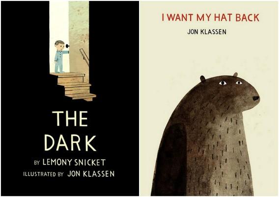 the dark, i want my hat books
