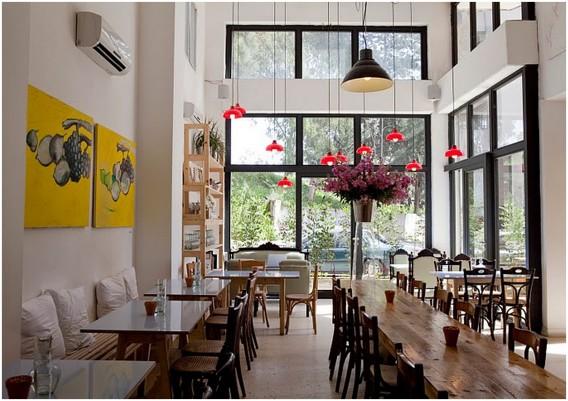 restaurant tawlet by souk el tayeb in beirut, lebanon