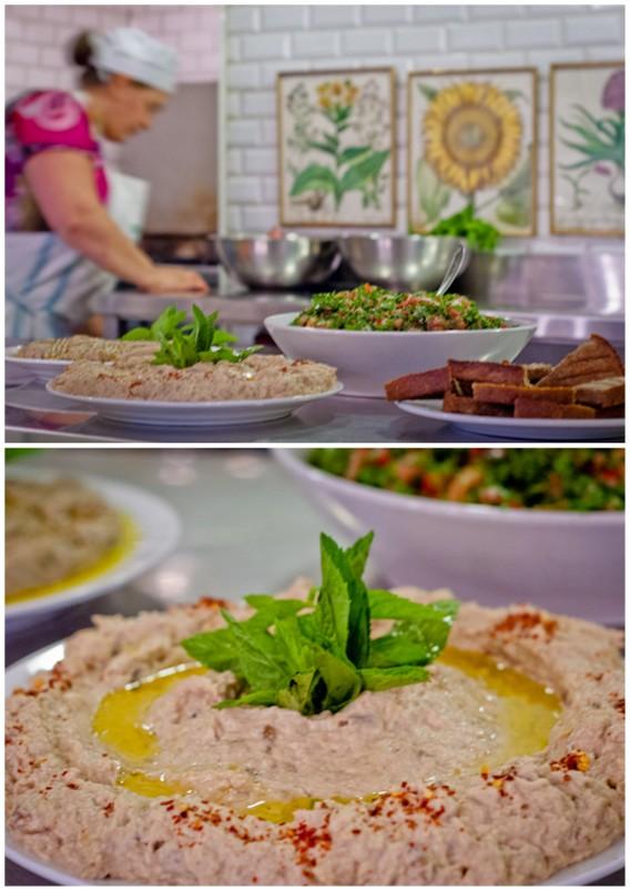 Tawlet restaurant by Souk El Tayeb, Lebanon