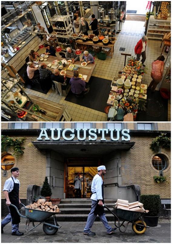Dutch hotel and restaurant