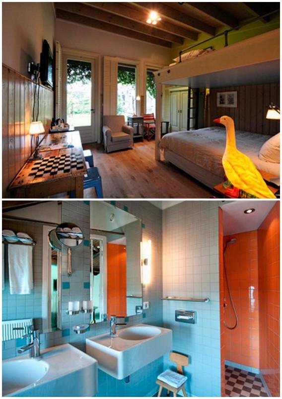 Villa Augustus in Dordrecht Netherlands