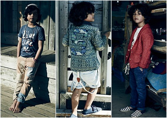 scotch shrunk collection spring summer 2014