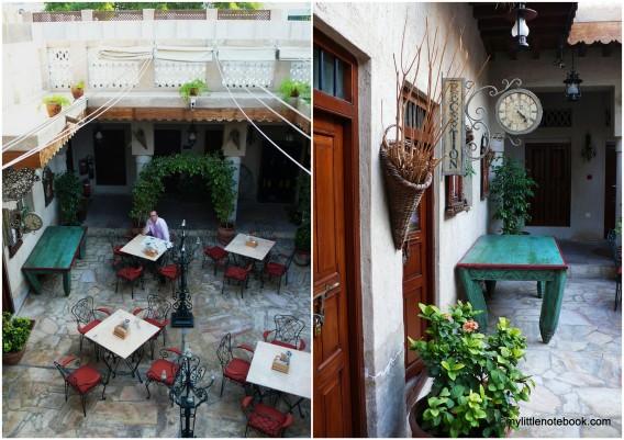 al fahidi neighbourhood in bastakiya