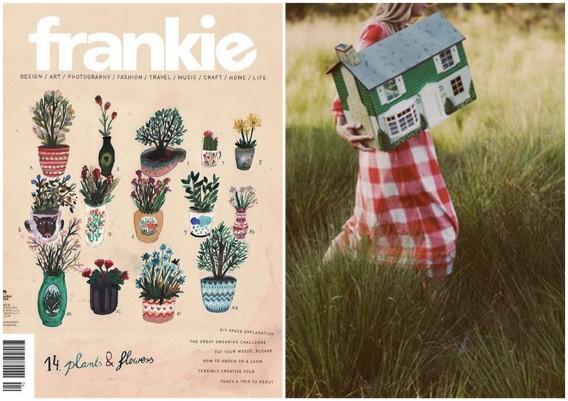 lifestyle magazine Frankie