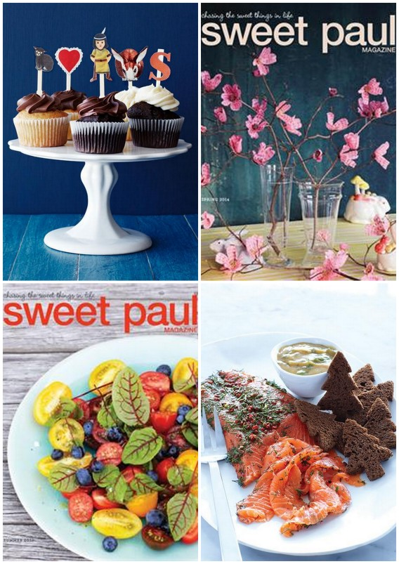 magazine by Sweet Paul for crafts, cooking and kids