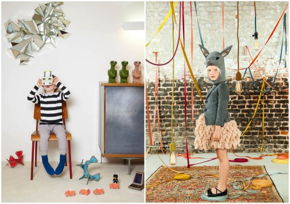 French lifestyle magazine for contemporary families - Milk