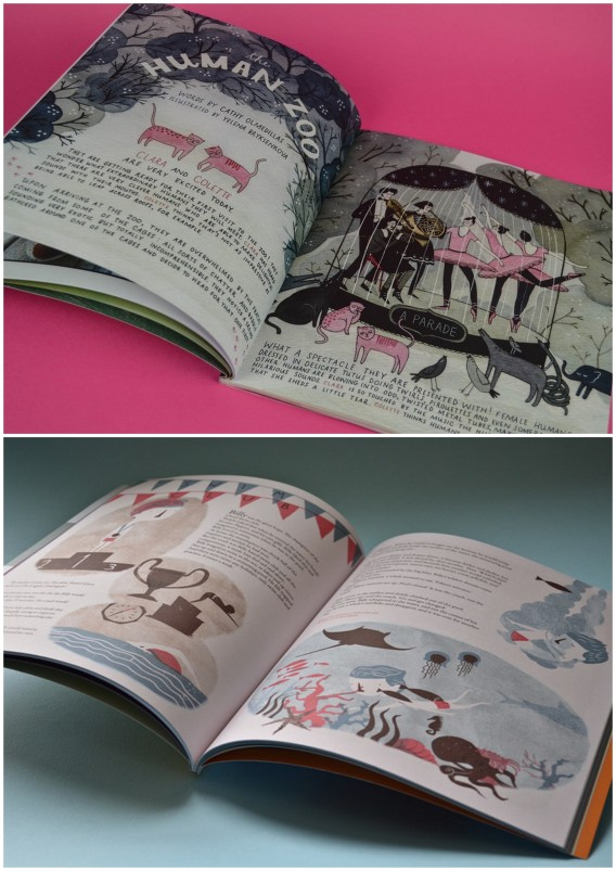 Magazine for boys and girls aged 6 to 12 years old