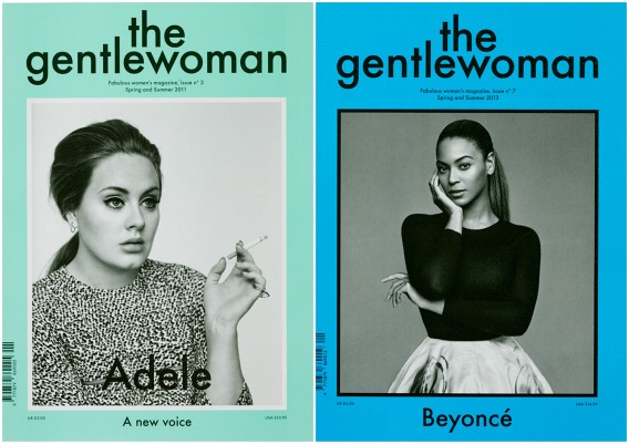 magazine for woman with style: Gentlewoman