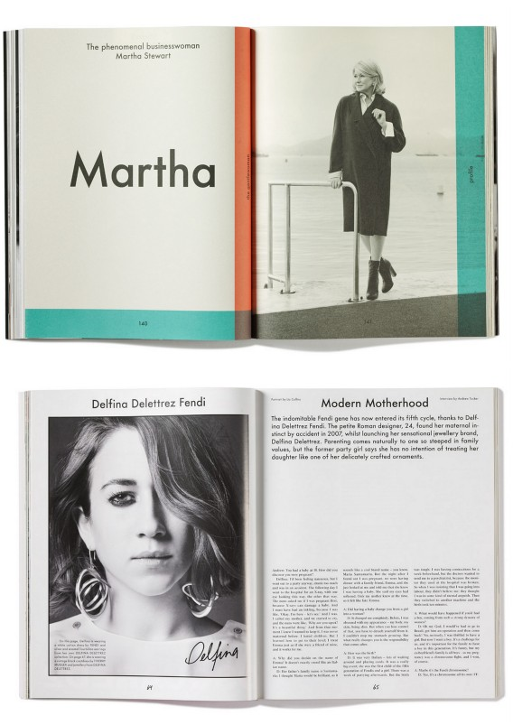 magazine for women with style : The Gentlewoman