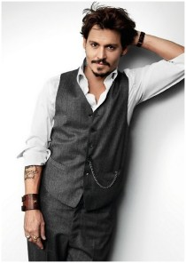 johnny depp the sexiest man alive