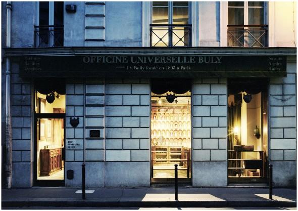 parisian beauty shop