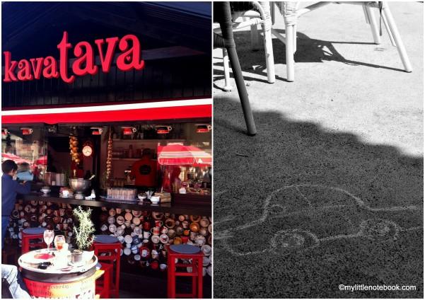 coffee shops in zagreb, croatia