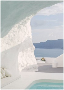 greek island santorini