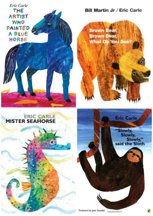Eric Carle for kids