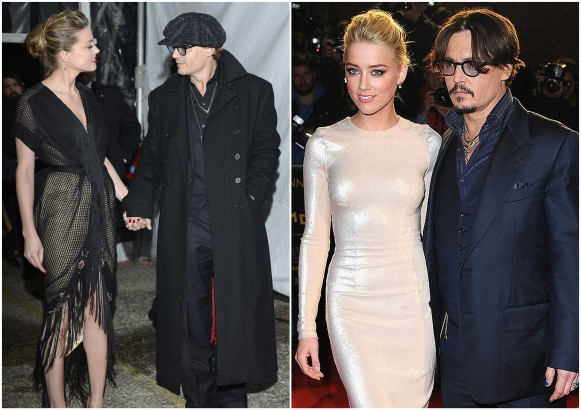style icon Johnny Depp