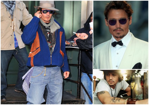 the sexiest man alive Johnny Depp