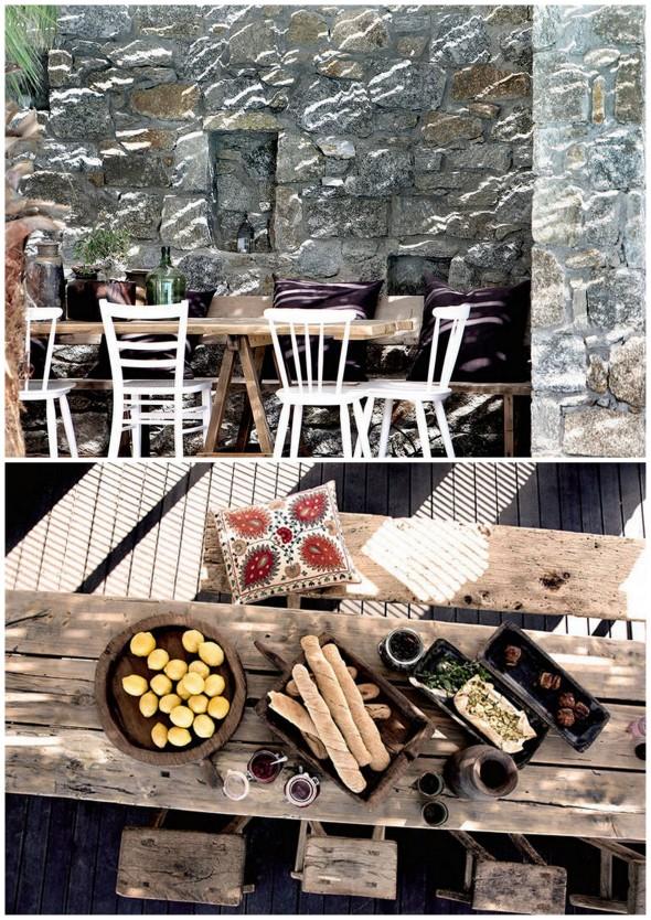 Boutique hotel on a greek island