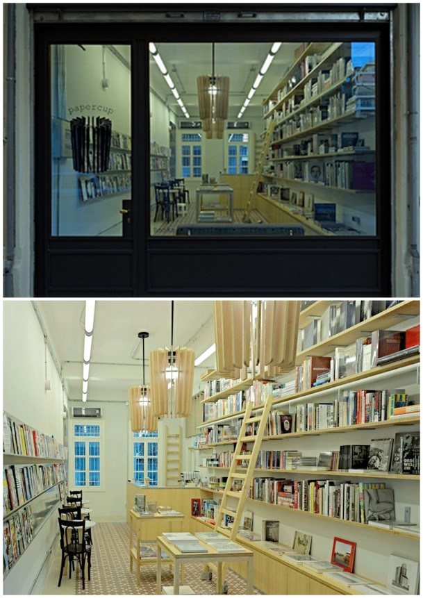 specialized bookshop in mar mikhael in beirut
