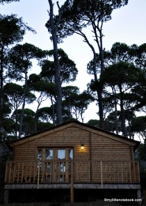 wooden house for a stay in Lebanon