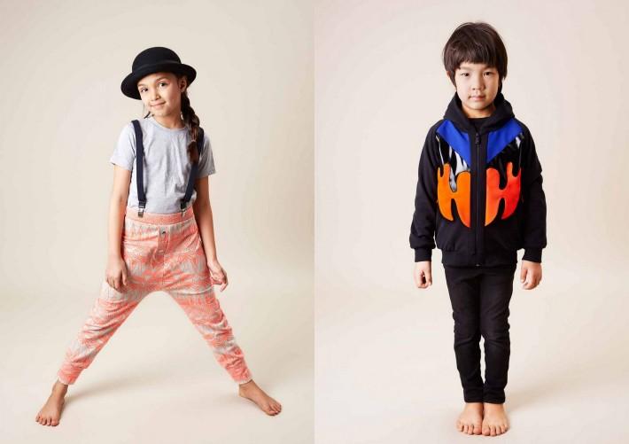 fashion brand for children from denmark