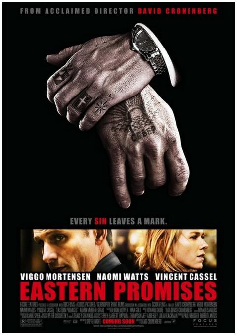 Eastern Promises (2007) with Viggo Mortensen
