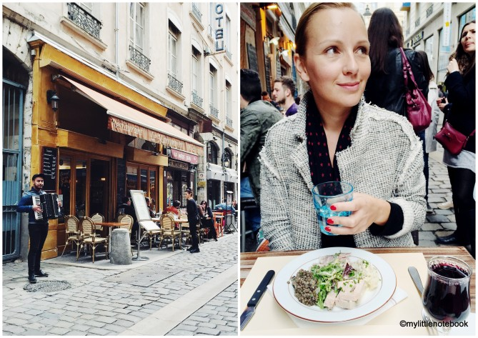 what to eat in Lyon