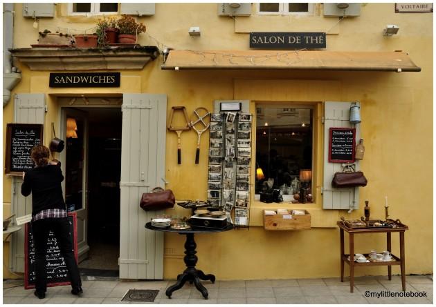 shopping in Arles