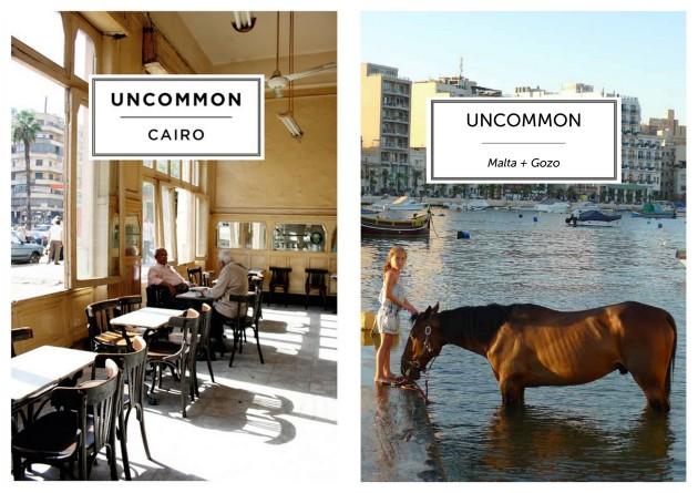 uncommon malta uncommon cairo