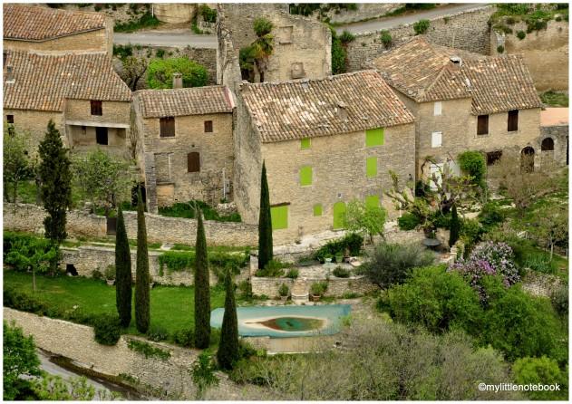 beautiful villas in provence