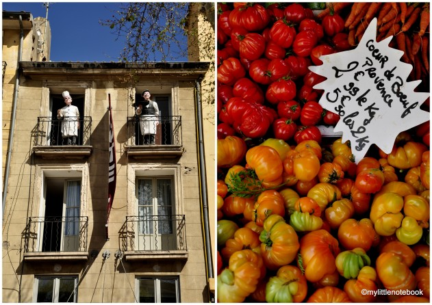 market days in provence