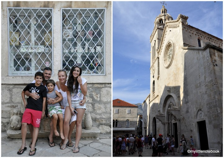 visit Korcula with family