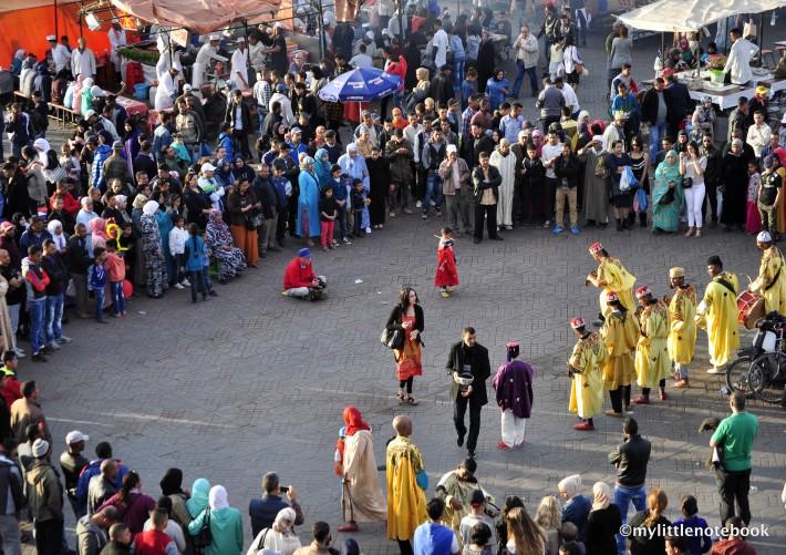 Jemaa el Fna Marrakesh