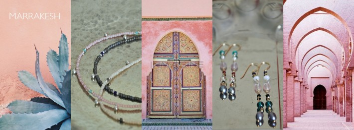 Marrakesh collection by Efhi jewelry