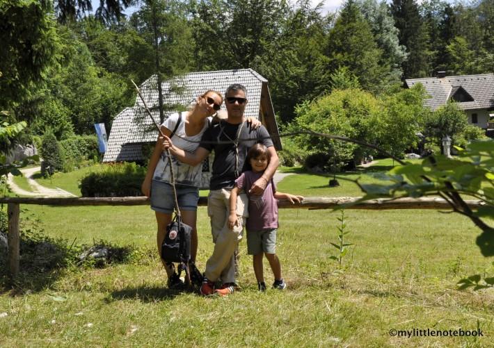 family vacation in slovenia